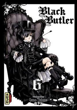 Black Butler - T.06 | 9782505010623