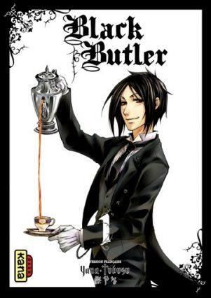 Black Butler - T.01 | 9782505007654