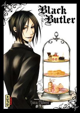 Black Butler - T.02 | 9782505008293