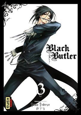 Black Butler - T.03 | 9782505008309