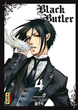 Black Butler - T.04 | 9782505008316