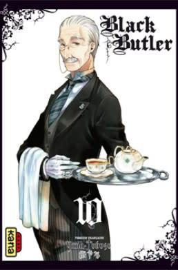 Black Butler - T.10 | 9782505014683
