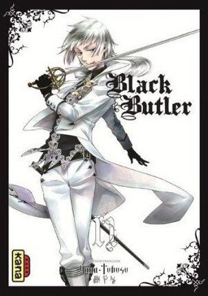 Black Butler - T.11 | 9782505015659