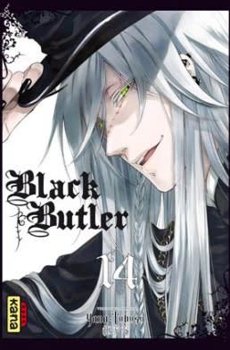 Black Butler - T.14 | 9782505017332
