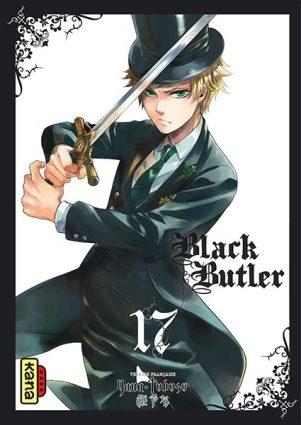 Black Butler - T.17 | 9782505060482