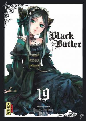 Black Butler - T.19 | 9782505062660