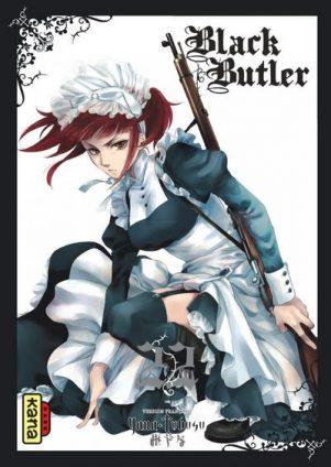 Black Butler - T.22 | 9782505066132