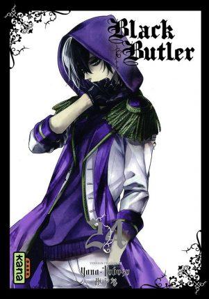 Black Butler - T.24 | 9782505068907