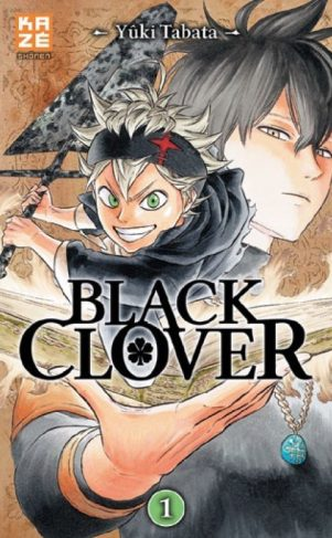 Black Clover - T.01 | 9782820325006
