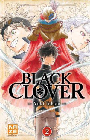 Black Clover - T.02 | 9782820325013