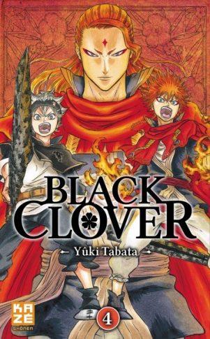 Black Clover - T.04 | 9782820327888
