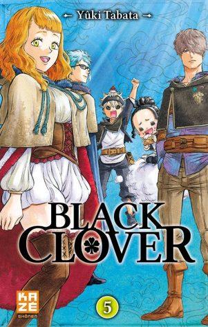 Black Clover - T.05 | 9782820328229