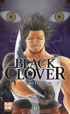 Black Clover - T.06 | 9782820328496