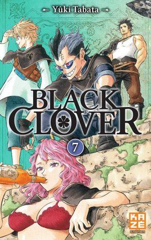 Black Clover - T.07 | 9782820328700