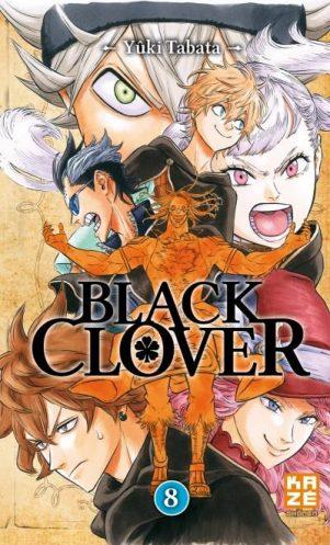 Black Clover - T.08 | 9782820329042