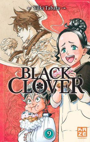 Black Clover - T.09 | 9782820329271