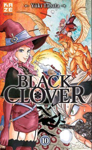 Black Clover - T.10 | 9782820331908