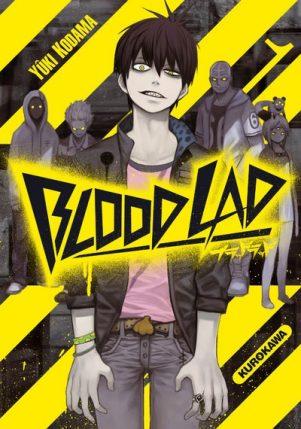 Blood Lad - T.01 | 9782351426920
