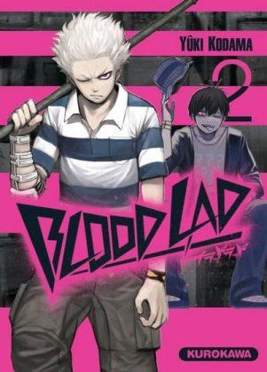 Blood Lad - T.02 | 9782351426937