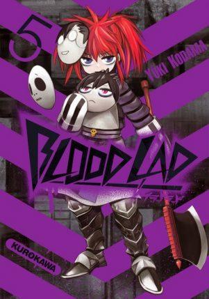 Blood Lad - T.05 | 9782351428795