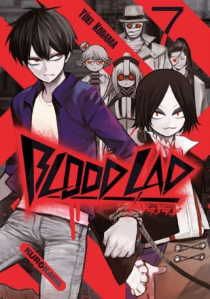 Blood Lad - T.07 | 9782351429013