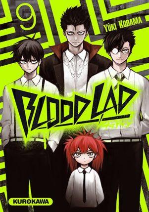 Blood Lad - T.09 | 9782351429990