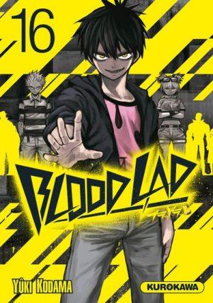 Blood Lad - T.16 | 9782368524947