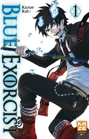 Blue Exorcist - T.01 | 9782849658307