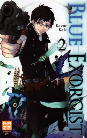 Blue Exorcist - T.02 | 9782849659267