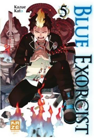 Blue Exorcist - T.05 | 9782820301222
