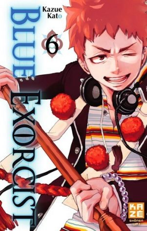 Blue Exorcist - T.06 | 9782820302045