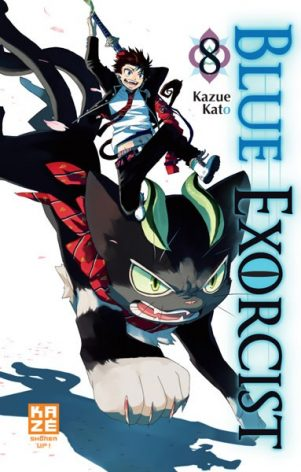 Blue Exorcist - T.08 | 9782820303356
