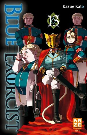 Blue Exorcist - T.13 | 9782820318916
