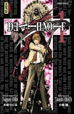 Death note - T.01 | 9782505000327