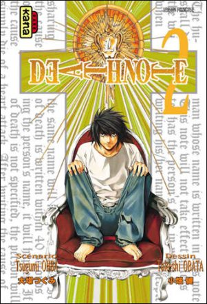 Death note - T.02 | 9782505000426