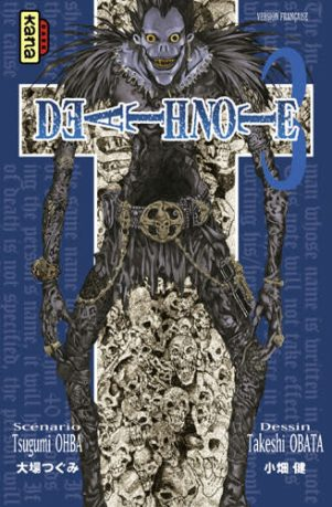 Death note - T.03 | 9782505000792