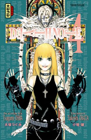 Death note - T.04 | 9782505001065