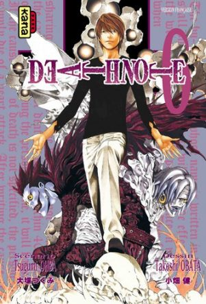 Death note - T.06 | 9782505001812