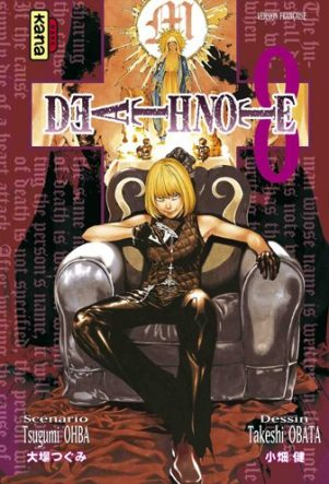 Death note - T.08 | 9782505002697