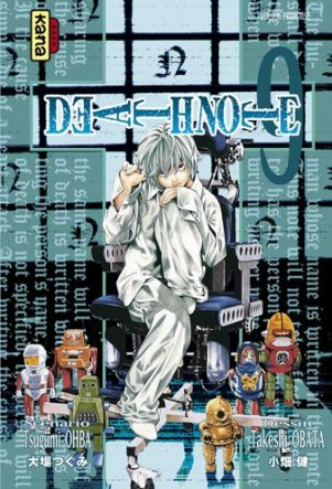 Death note - T.09 | 9782505002970
