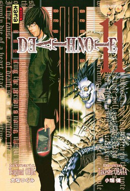 Death note - T.11 | 9782505003694