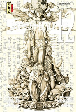 Death note - T.12 | 9782505004295