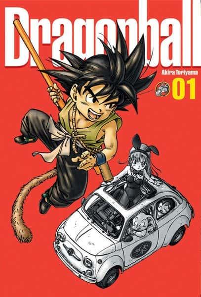 Dragon Ball - Perfect Edition - T.01   9782723467681