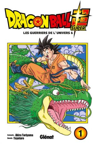 Dragon Ball Super - T.01 | 9782344019887