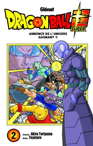 Dragon Ball Super - T.02 | 9782344023181