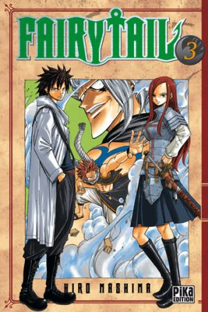 Fairy Tail - T.03   9782845999749