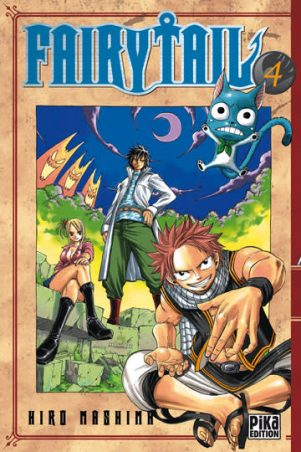 Fairy Tail - T.04   9782845999879