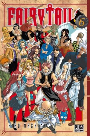 Fairy Tail - T.06   9782811600440