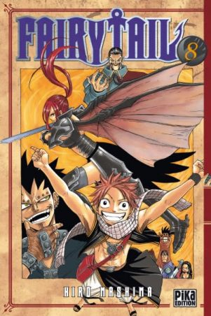 Fairy Tail - T.08   9782811601065