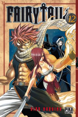 Fairy Tail - T.12   9782811602703